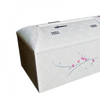 刺繍棺 桜柄(さくら)